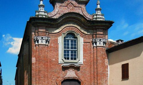 Chiesa di S. Lucia – Piazzetta S. Lucia
