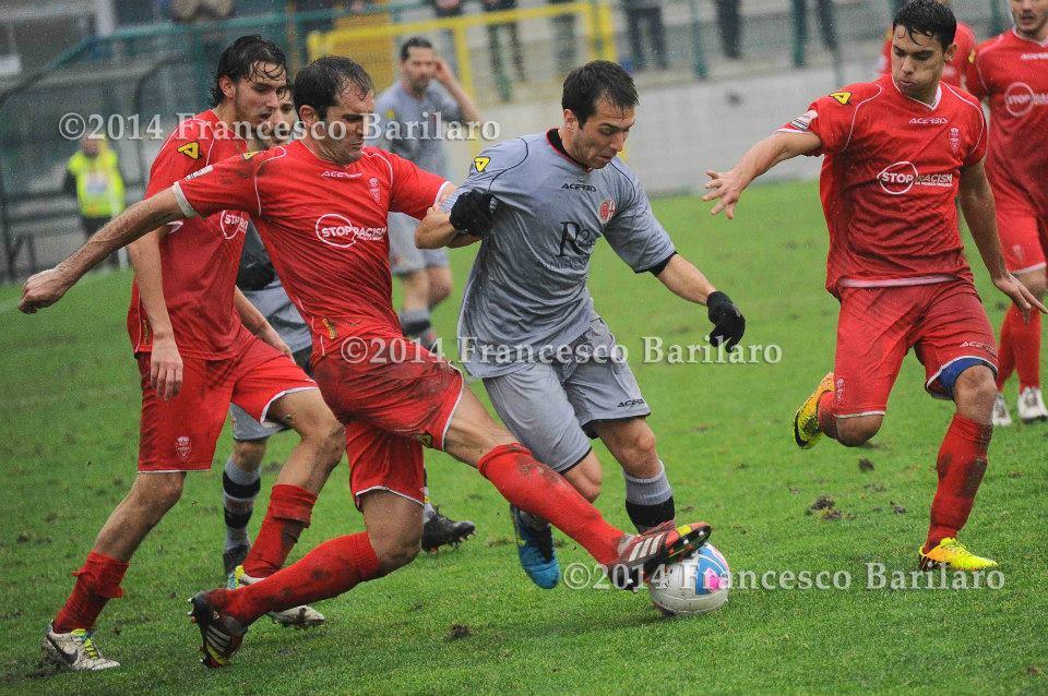 19-01-014 Alessandria-Monza 2-1 Cavalli e Valentini