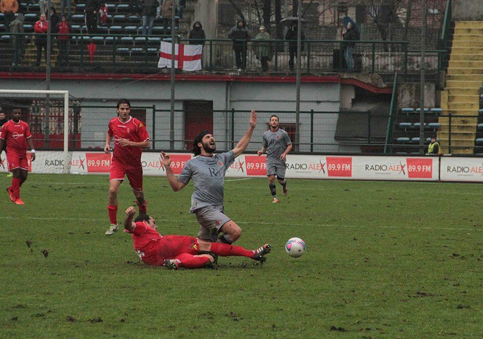 19-01-014 Alessandria-Monza 2-1. Morga e Sirri