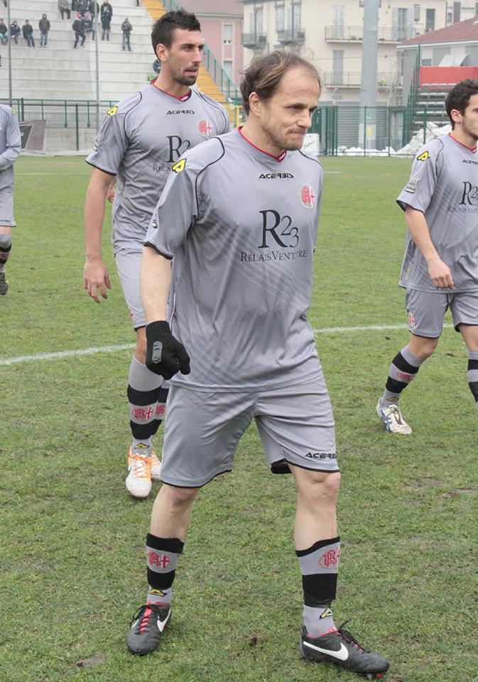 Alessandria - Real Vicenza 2-0 - 02-02-014 - Baiocco