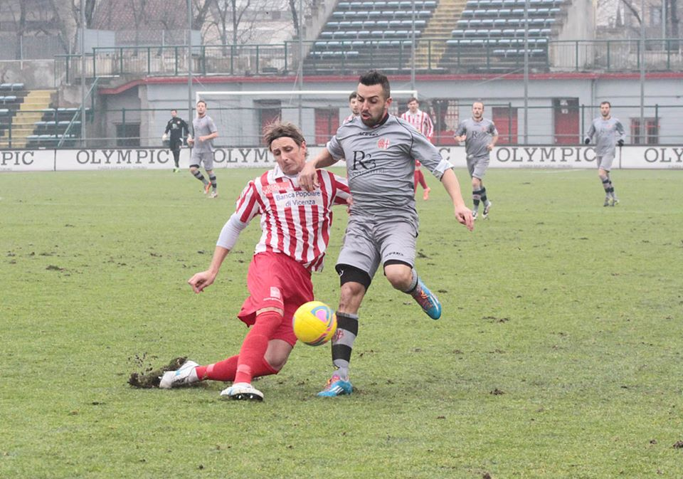 Alessandria - Real Vicenza 2-0 - 02-02-014 - Julien Rantier