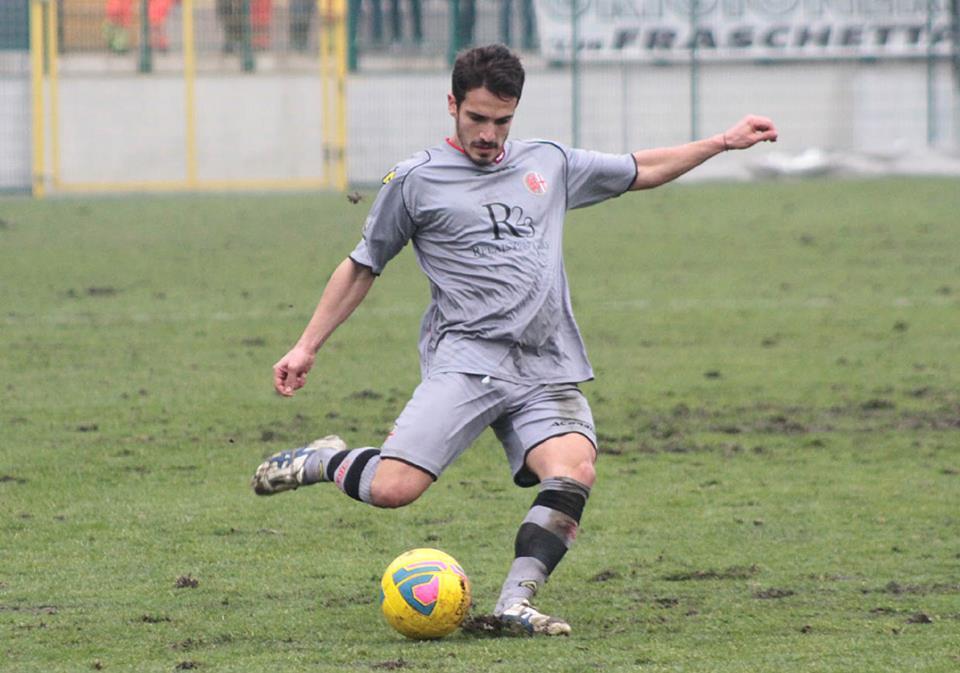 Alessandria - Real Vicenza 2-0 - 02-02-014 - Mirko Spighi