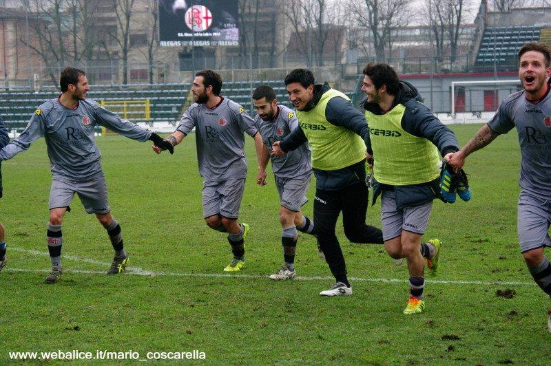 Alessandria - Real Vicenza 2-0 - 02-02-014. (3)