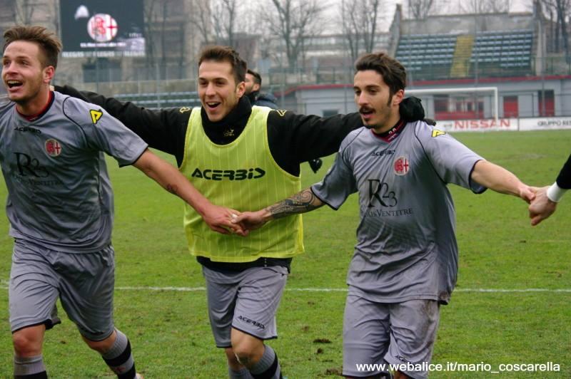 Alessandria - Real Vicenza 2-0 - 02-02-014. (4)