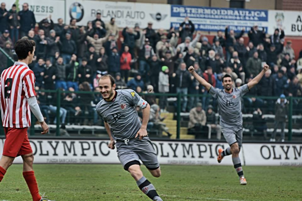 Alessandria - Real Vicenza 2-0 - 02-02-014. (5)