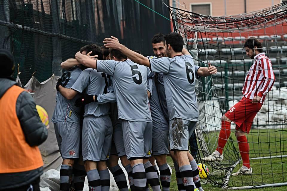 Alessandria - Real Vicenza 2-0 - 02-02-014. (6)