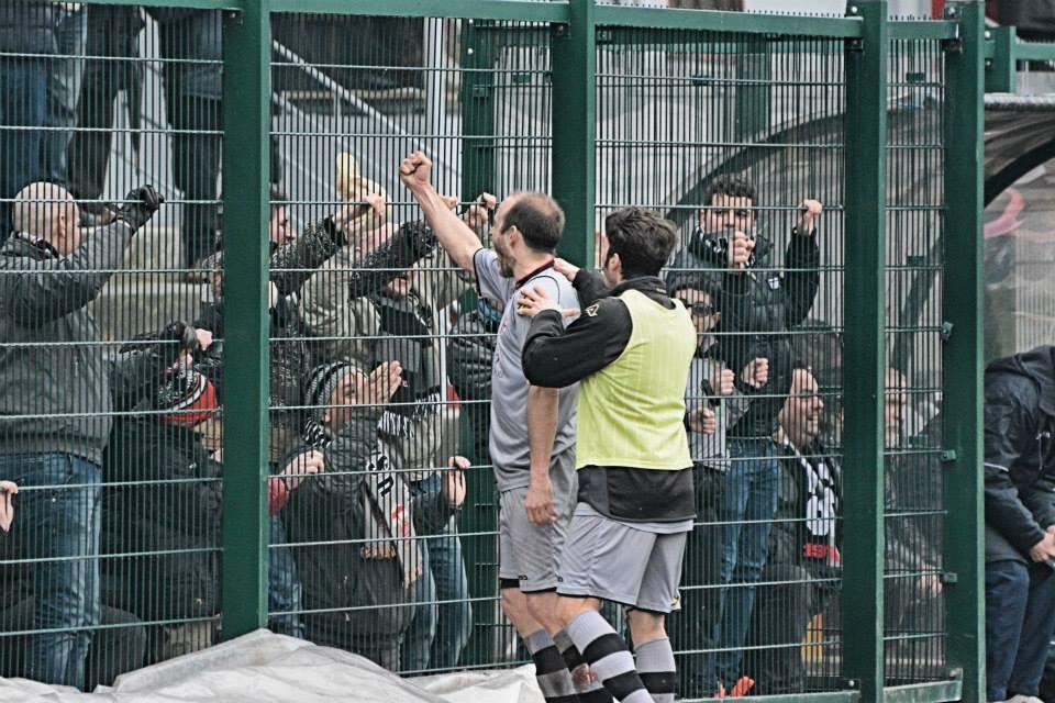 Alessandria - Real Vicenza 2-0 - 02-02-014. (8)