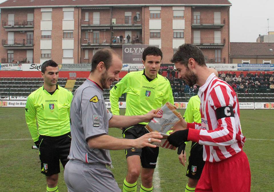 Alessandria - Real Vicenza 2-0 - 02-02-014
