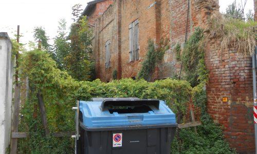 Via della Cappelletta – Quartiere Orti