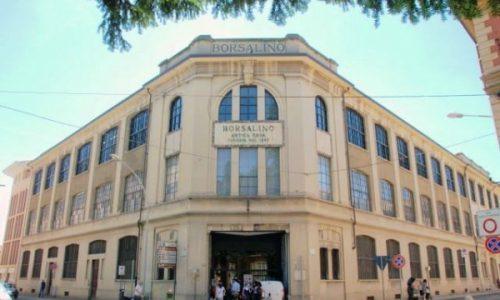 Il Museo del Cappello si prepara a traslocare al piano terra di Palazzo Borsalino (2014)