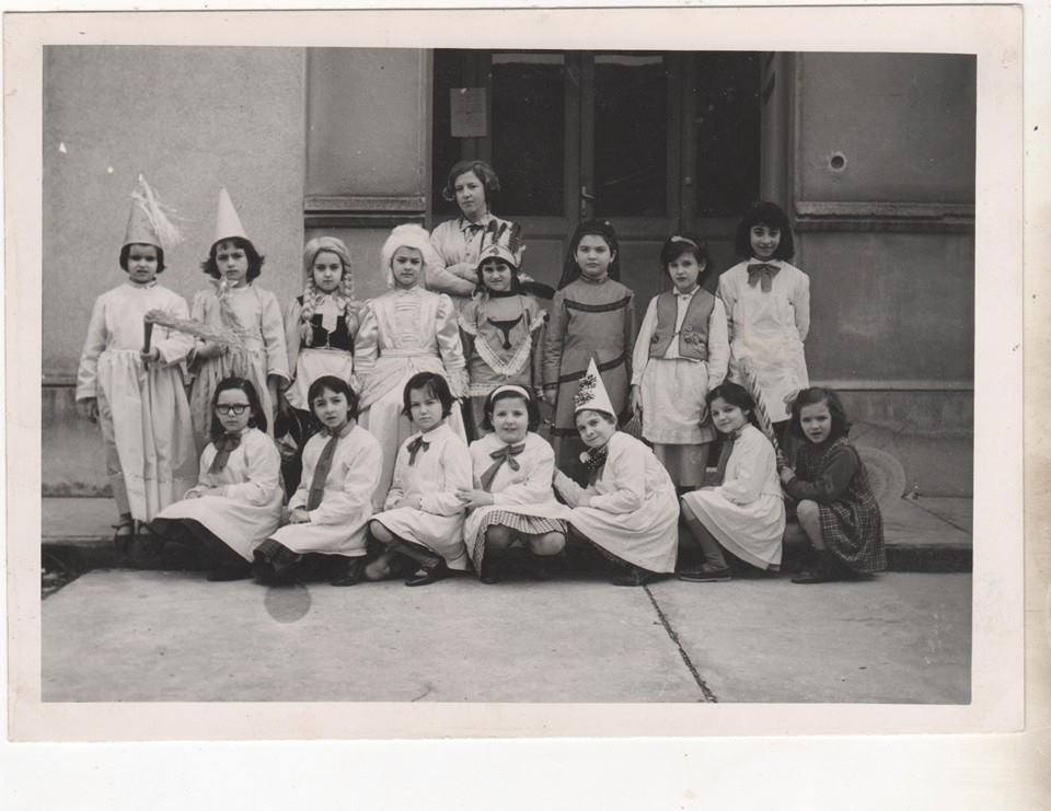 Le Signorine degli Orti festeggiano il carnevale ..