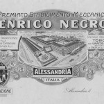 Enrico Negro – Alessandria – P.za d'Armi Vecchia, vale a dire P.Genova.