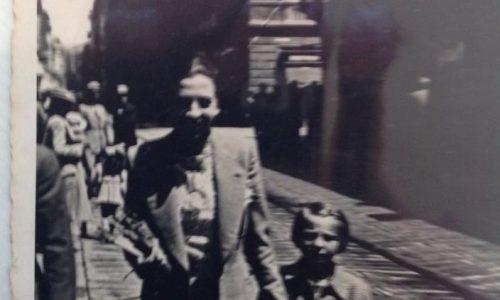 Cristina Mantelli: Mia Nonna e mia Mamma in corso Roma, anni Trenta