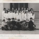 Scuola Elementare Santorre di Santarosa 1968