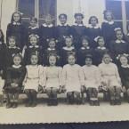 Scuola Carducci anno 1948 3a elementare