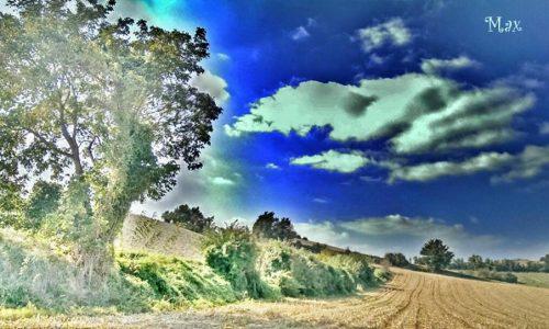 La campagna alessandrina – le colline del Monferrato
