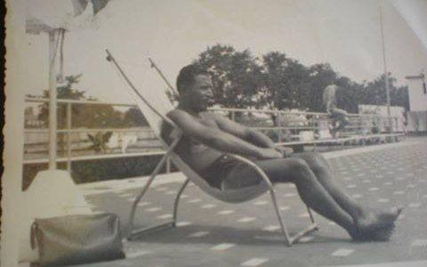 Odette Ferrando – Mio nonno, bagnino della piscina comunale di Alessandria