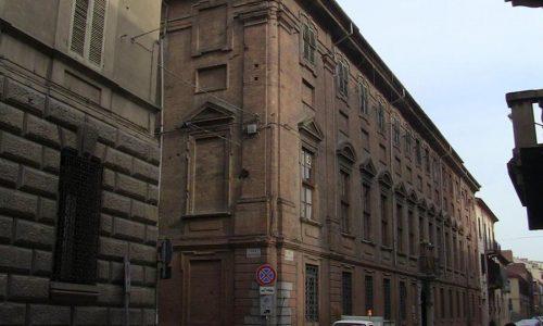 """Via Urbano Rattazzi – Palazzo dove era sito il locale conosciuto come """"I Grigi"""""""