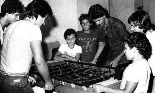 LO SAPEVATE CHE……il calcio balilla o biliardino in Italia è nato ad Alessandria?