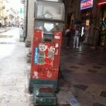 Antica pesapersone sita in Corso Roma