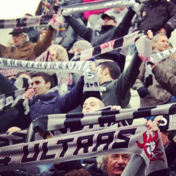 Alessandria-Fano 2-0 -06 Genn 2013