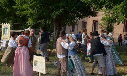 Danzando in Cittadella.
