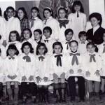 """Scuola elementare """"Giosuè Carducci"""" classe 5 A maestra Bagnera"""