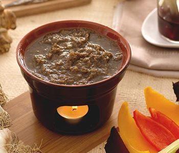 Tei ad Lisòndria se….na bèla mangiada ad Bagna Cauda, ui'andava propi stasira!