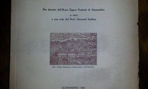 Vicende militari della città di Alessandria 1168-1878