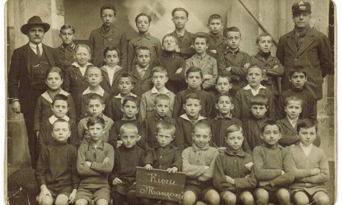 Rione Manzoni – Alessandria 20 agosto 1923
