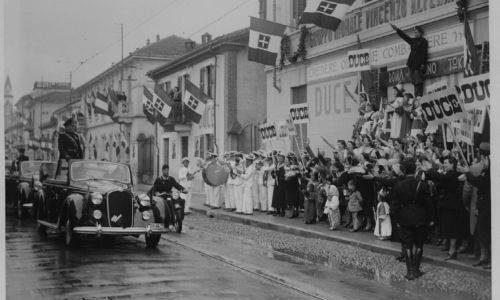 17 Maggio 1939 – Arriva in Alessandria il Duce.