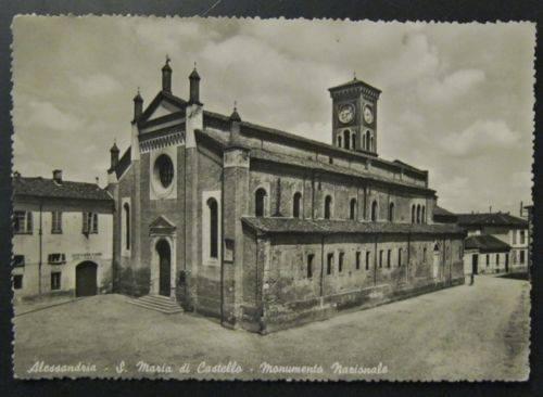 Nella foto: La chiesa romanica di Santa Maria di Castello.