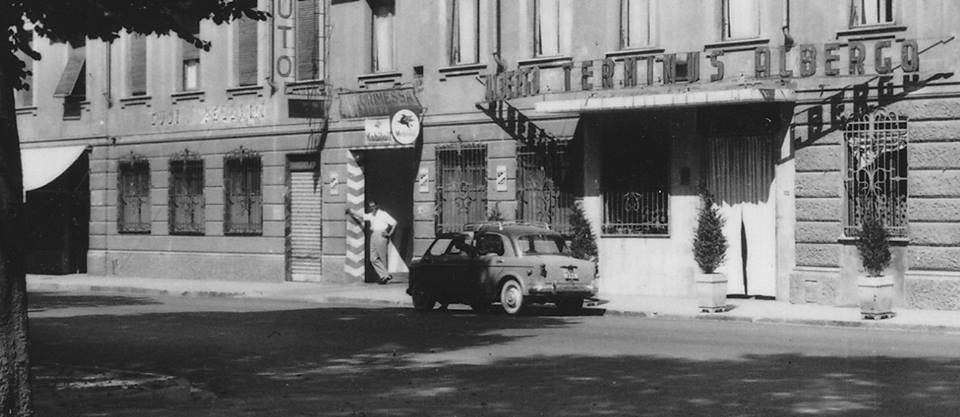 Albergo Terminus - Corso Crimea foto Carlo Sterpone