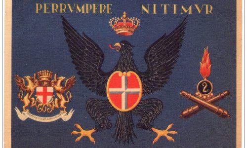 2° Reggimento Artiglieria ALESSANDRIA-1938