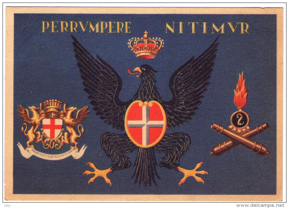 2° Reggimento Artiglieria ALESSANDRIA-1938-