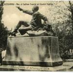 Monumento a Franzini [Un tuffo nel passato] – di Tony Frisina
