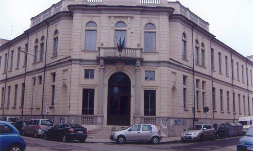 Il Liceo Ginnasio Giovanni Plana.