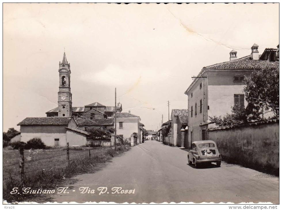 S. Giuliano Nuovo - Via P. Rossi