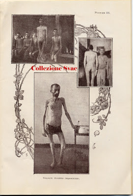 la captivite des italiens en autriche prigionieri rimpatriati.