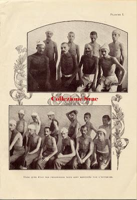 la captivite des italiens en autriche prigionieri rimpatriati uno