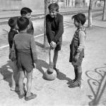 Bambini negli anni '50