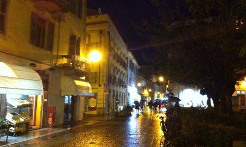 Piazza Marconi e via S. Lorenzo