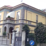 Residenza in stile liberty in via Foscolo ang. via Messina