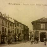 Angolo Piazza Carducci – 1910 e 1990