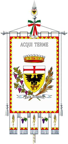 Acqui_Terme-Gonfalone