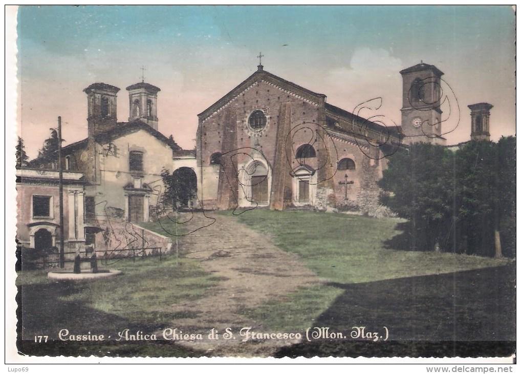 Cassine - Antica Chiesa di S. Francesco