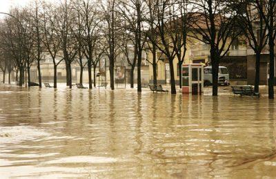 6 Novembre 1994: il Moccagatta conosce l'alluvione