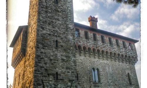 Trisobbio: il Castello