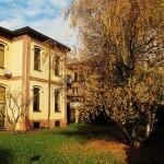 Educatorio Borsalino ora comando della Polizia Municipale – via Lanza