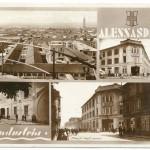 Alessandria industria Borsalino cappelli 1935.